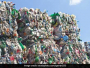 In 2015, India had set the record for recycling most number of plastic bottles in Mumbai