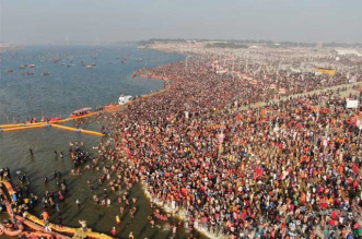 Swachh Kumbh: How This Years' Kumbh Mela Is Being Turned Into A Successful Example Of Clean India Movement