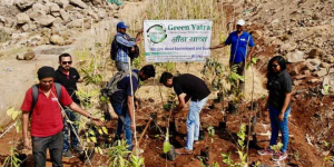 Lack Of Space To Plant Trees In Mumbai Prompts An NGO To Adopt A Japanese Method To Grow Forest Within City