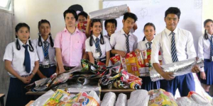 A Government School Teacher In Sikkim Is Sponsoring Education Of Children By Generating Revenue From Waste