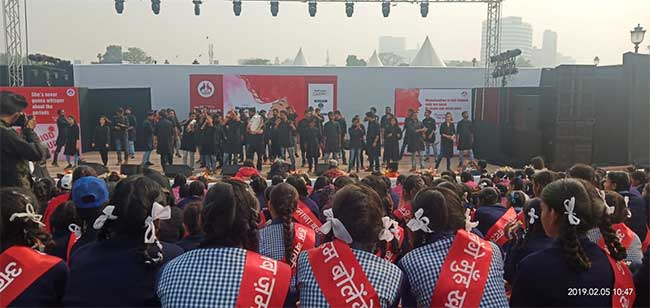 Menstruation In India: Delhi Students Hold Period Fest And Pad March To Spread Awareness On Menstrual Hygiene