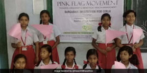 West Bengal's Nadia Is Educating School Students About Menstrual Hygiene Management With One Of A Kind Initiative