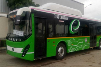 Travel To Airport In An Eco-Friendly Way As Hyderabad Plans To Launch A Fleet Of 40 Electric Buses