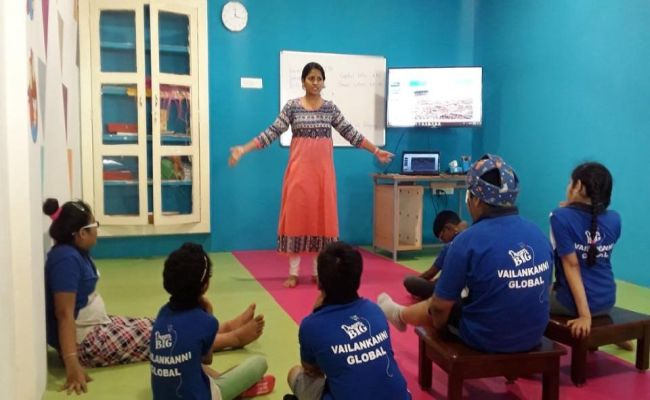 The 23-week educative and interactive module on waste management has already been taught to 600 students across Chennai