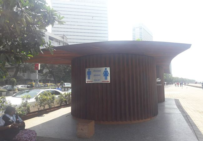 Public toilet at Marine Drive remains open 24/7 and it is free to use