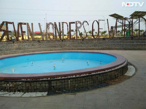 Waste To Wonder: All About Delhi's New Theme Park 'Seven Wonders Of The World'