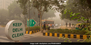 Air Pollution: Delhi Air Quality Improves To Moderate As National Capital Region Witnesses Rain