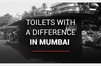 Public toilets in tourist and crowded places in Mumbai cater to 100 to 1,000 users daily