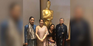 India-Set Documentary About Menstruation, 'Period. End Of Sentence.' Grabs An Oscar At The 91st Academy Awards