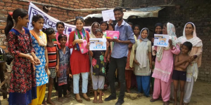 26-Year-Old Man In Bareilly Is Breaking The Period Taboo With A Sanitary Napkin Bank