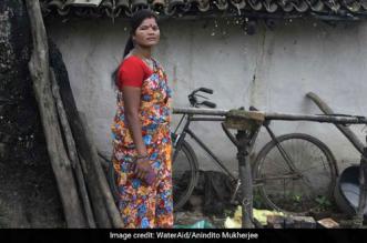 Sunita Devi has trained over 400 women to construct toilets