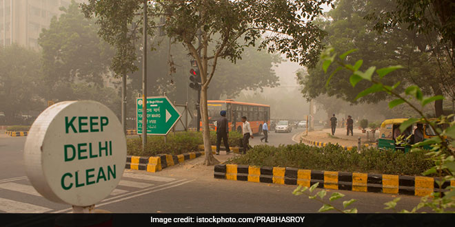 High Wind Speed Keeps Delhi's Air Pollution In Check