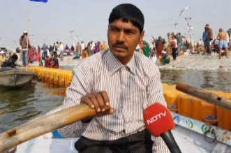 Honoured By PM Narendra Modi For Swachh Duties At Kumbh, Boatman Raju Says 'Never Ever Have Witnessed A Cleaner Kumbh Like This'