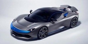 Move Over Fossil Fuel Cars! Here Is An Electric Super Car, Faster Than Formula 1 To Drive You On To The Future