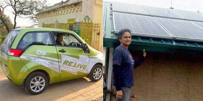 From Electric Vehicles To Solar Panels, This Ecologist From Dehradun Has Made Sustainability A Way Of Life