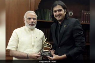 pm-modi-inspires-grammy-award-winner