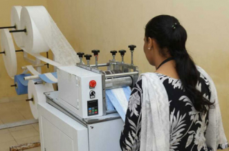 Sanitary Napkin Production Unit At Tihar Jail, A Hygienic And Empowering Gift To Female Inmates On Women's Day