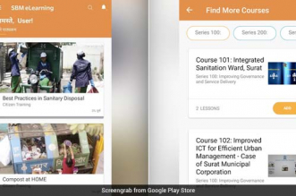 Government Launches A Mobile App And Website To Train Citizens On Sanitation, Waste Management
