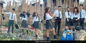#TrashTag: Twitterati Welcome The Latest Viral'Garbage'Challenge, This One Is Just What We Need!
