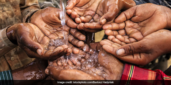 By 2030, India's water demand is projected to be twice the available supply, implying severe water scarcity for 40 per cent of the people