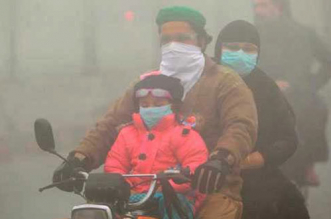1.2 Million Deaths In India In 2017, Courtesy Air Pollution