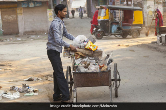 The Safai Sena claims that 95 per cent of the recycling in Delhi is being done informally by waste pickers