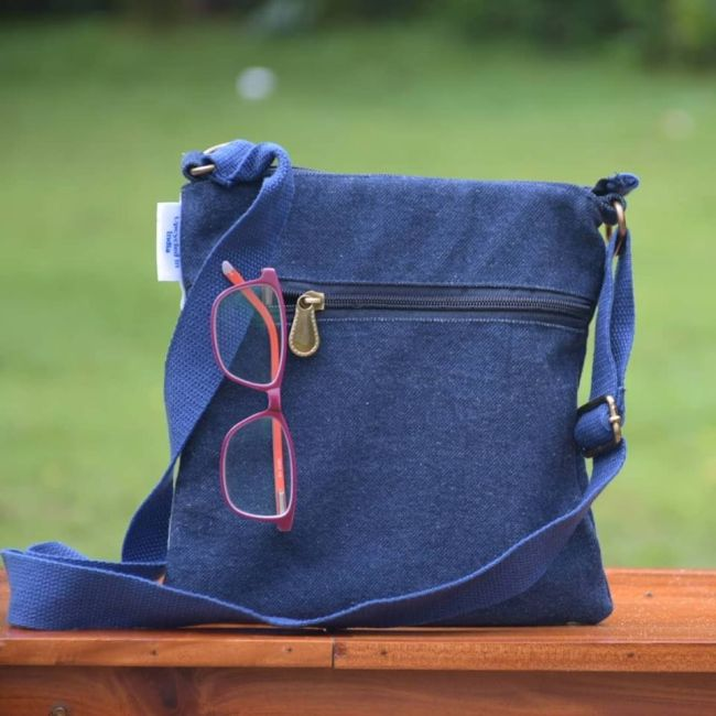 Upcycling Old Jeans Into Funky Bags, Mantra Of This Mumbai Woman Who Gave A Spin To 2,500 Denims