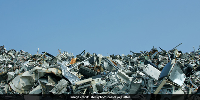 World's E-Waste 'Unsustainable', Says U.N. Report Citing China, India And U.S.