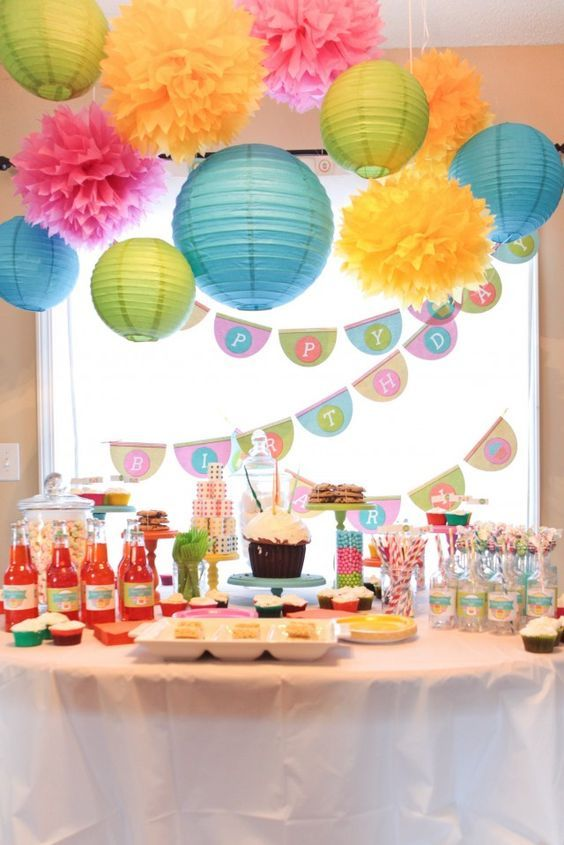 You Don't Get Older, You Get Wiser! Here's A Guide On How To Throw A Green Birthday Party