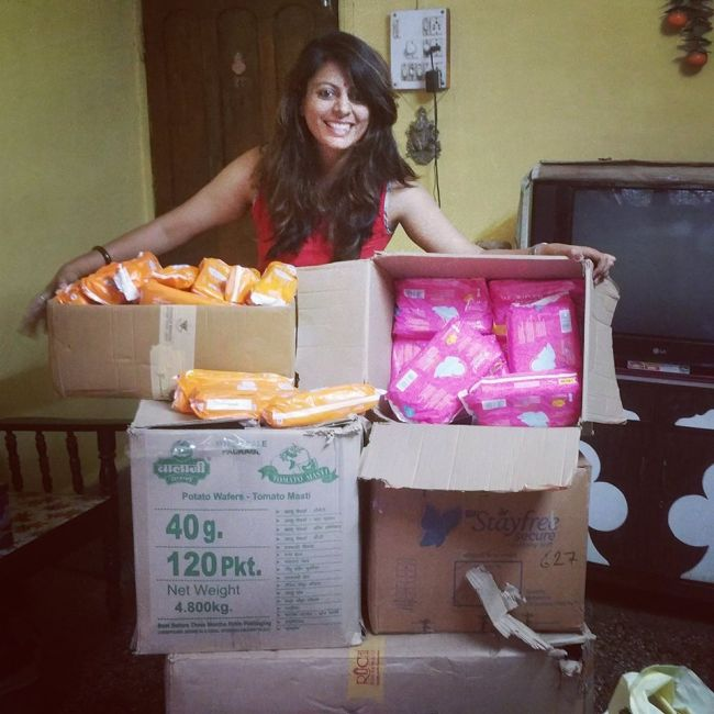 From Having No Access To Sanitary Napkins As A Teen, To Now Distributing It For Free, Story Of Mumbai's Padwoman