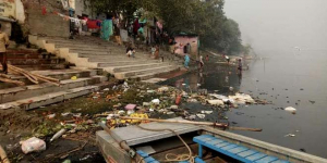 Researchers Sail In Yamuna To Get Data On Pollution To Help Government Plan Cleanup Strategies For The River