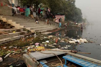 Scientists Sail In Yamuna To Get Data On Pollution To Help Government Plan Cleanup Strategies For The River