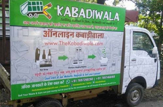 'Waste Is Money' Says 'The Kabadiwala', An Online Scrap Dealer From Bhopal, Promoting Effective Waste Management