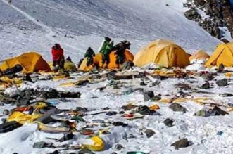 Nepal Clean-Up Campaign: 3,000-Kg Garbage Collected From Mount Everest