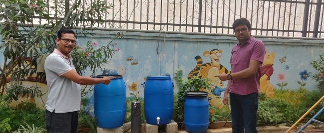 Bangaloreans, It's Time To Save Water! Learn From This Society That Is Saving 500 Litres Of Water Daily