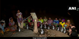 Women In Gujarat's Villages Walk For Kilometres To Access Drinking Water As The State Observes Major Water Crisis