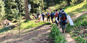 Be Mindful Of Your Trash If You Trek In The Mystical Kheerganga As Forest Department Intensifies Anti-Waste Measures
