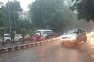 Respite From Air Pollution: Delhi's Air Quality Improves Significantly Following Rains
