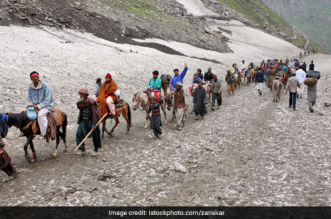 Swachh Amarnath Yatra 2019: 2,850 Toilets, 1,515 Dustbins To Be Installed On The Yatra Route