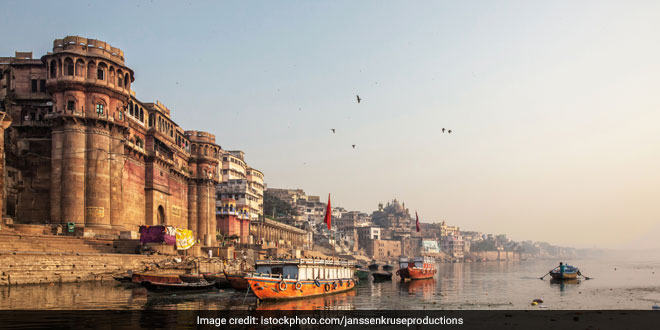 The data has been collected by live monitoring stations in the Ganga basin across the country