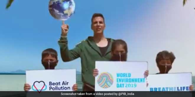 World Environment Day 2019 Anthem Is Out And It Says 'Hawa Aane De' To #BeatAirPollution