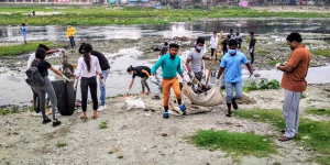 Ahead Of World Environment Day Siliguri Locals Join Hands To Revive Mahananda - A dying River