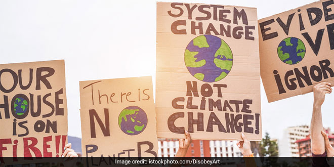 'Planet Nahi Toh Future Nahi': Children Raise Awareness This World Environment Day