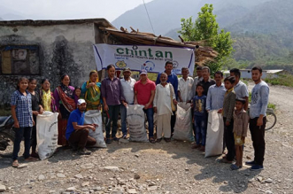 World Environment Day: People Come Together To Phase Out The Use Of Plastic From Mountainous Dhanaulti