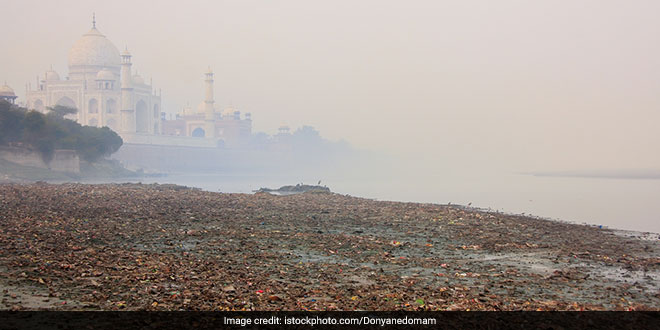 Green Activists Criticise Clean Air Action Plan For Agra Launched By Uttar Pradesh Government