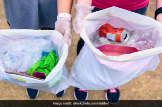 To Fight Plastic Menace, School Children In Siliguri Organise 'Unplastic Ploggers Run' On World Environment Day