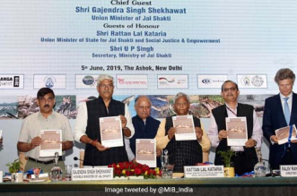National Mission For Clean Ganga Organises Events To Mark World Environment Day