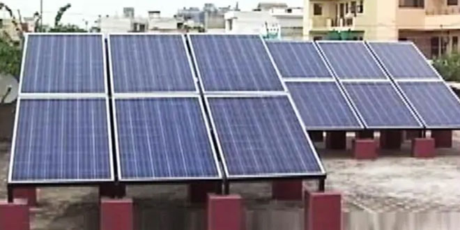 Centre For Science And Environment Pushes For Use Of Solar Rooftop In Residential Societies In Gurgaon