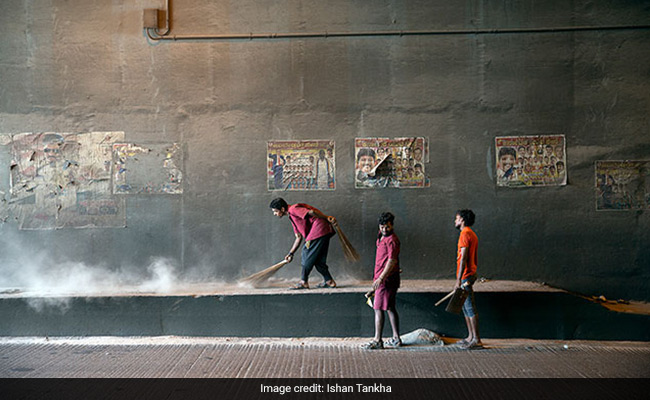 Breathless In India: A Photo Exhibition That Calls For Accepting Air Pollution A National Public Health Emergency