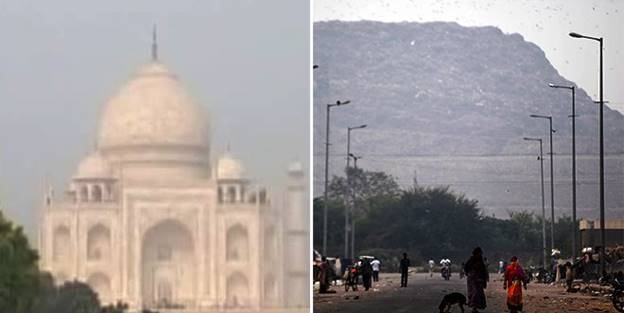 India's 'Mount Everest Of Trash' – Ghazipur Is Set To Grow Taller Than The Taj Mahal, Here's How You Can Help
